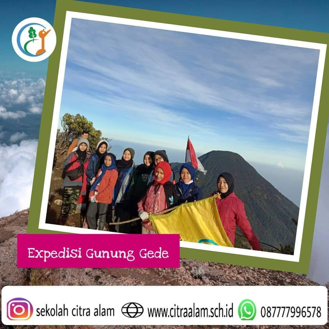 Ekspedisi Gunung Gede
